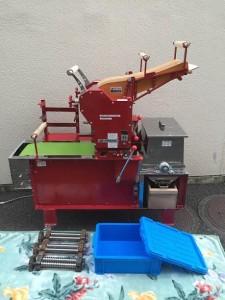 品川麺機 製麺機 マイティー50