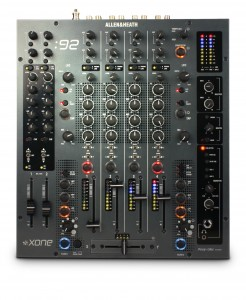ALLEN&HEATH Xone:92  DJ ミキサー