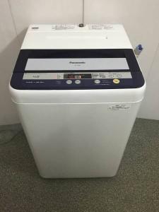 Panasonic 全自動洗濯機 NA-F45B6 2013年製