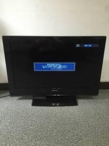 日立 Wooo 液晶テレビ L32-C06 2011年製